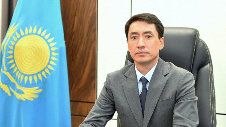 Назначен первый заместитель акима Туркестанской области