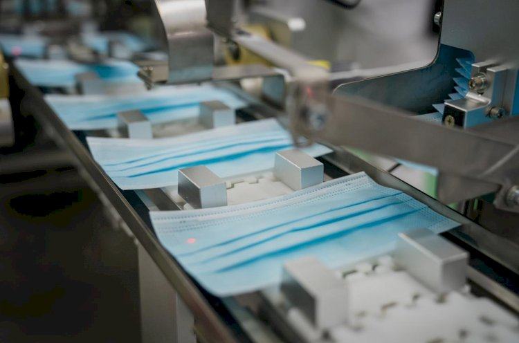 До 2 млн масок в месяц будет выпускать столичное предприятие