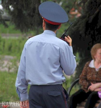 Около 60 преступлений раскрыл пеший патруль  Алматы с начала года