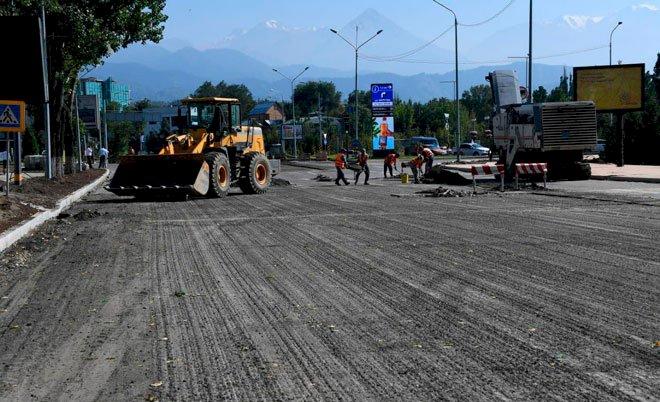 На окраинах Алматы появятся 111 км новых дорог