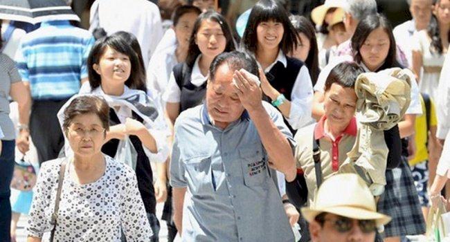 Свыше 140 человек скончались в Японии из-за жары