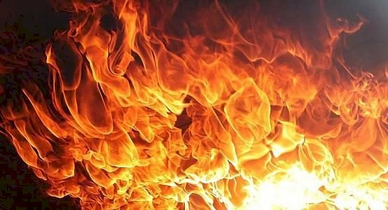 Женщина погибла после пожара в Алматинской области