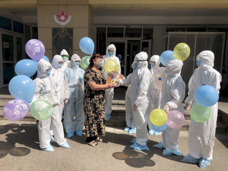 Еще 1773 казахстанца выздоровели от коронавируса за сутки