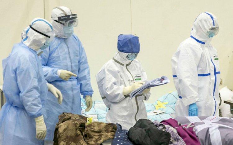 Казахстанские медики получили выплаты в связи с заражением COVID-19 и пневмонией