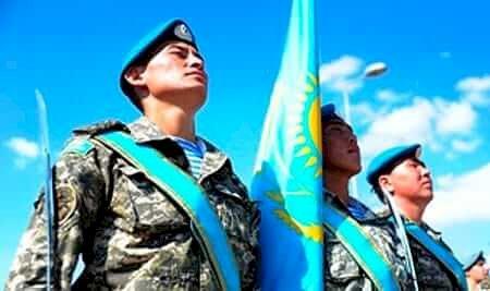 В сентябре в Казахстане начнется осенний призыв