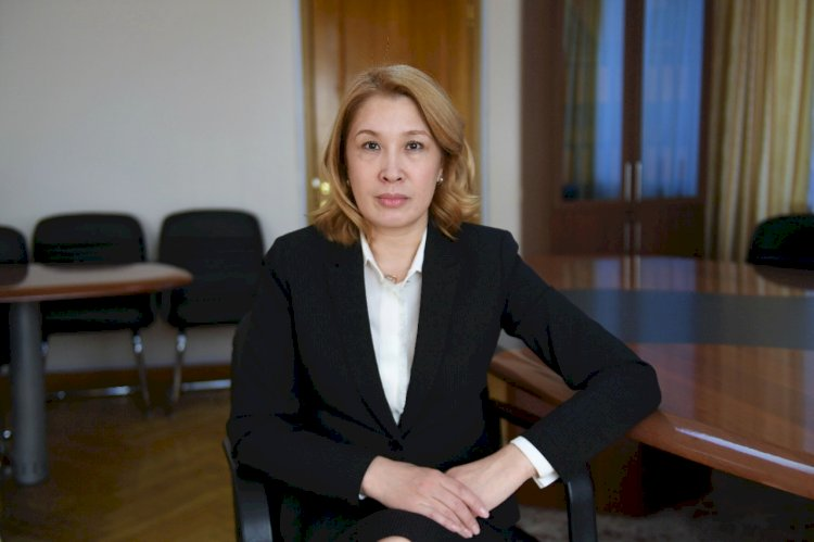 Гульнара Кокобаева назначена акимом Жетысуского района Алматы