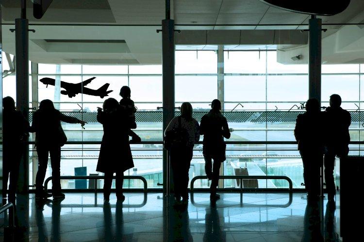 Подвыпившие алматинцы устроили дебош в международном аэропорту