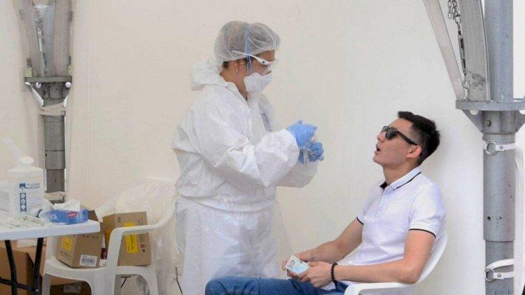 Значительный прирост больных вновь зафиксирован в Казахстане