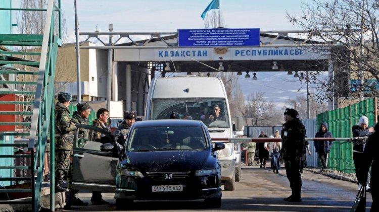 Казахстан усилит ограничительные меры на государственной границе