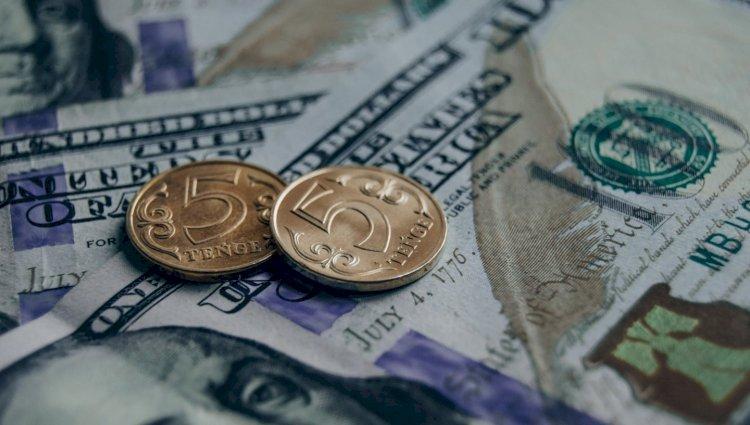 Более 91 миллиона долларов потратил Нацбанк для поддержания курса тенге