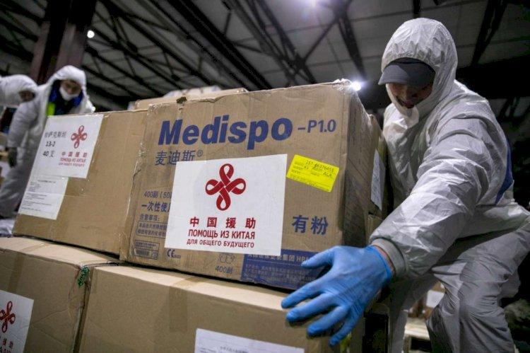 Как распределяется гуманитарная помощь – «СК-Фармация»