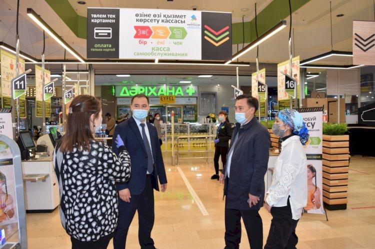 «Кассы без продавцов» и «Турникет честности» успешно функционируют в Алматы