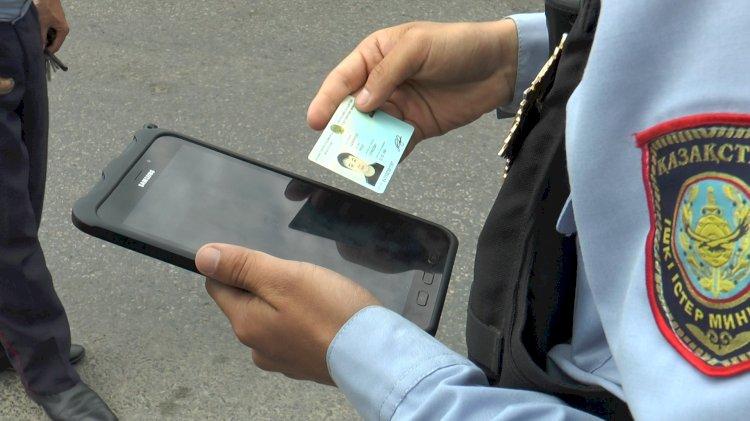 Казахстанские участковые переходят на работу в режиме онлайн