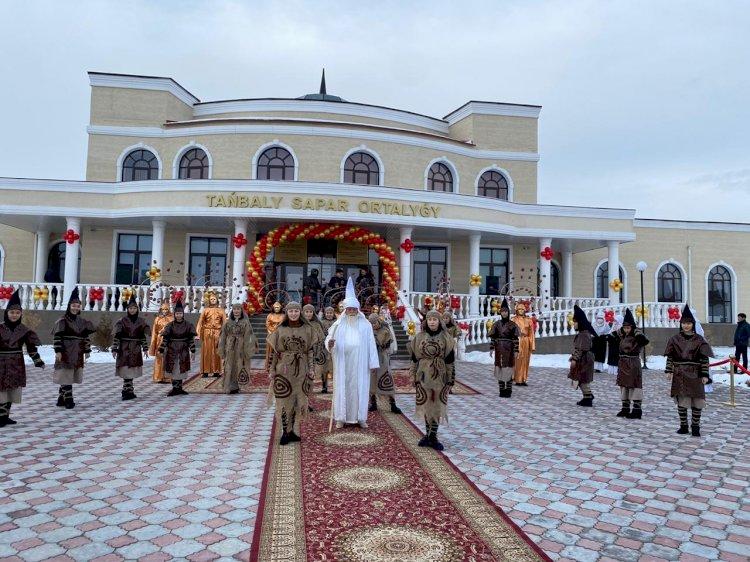 Природный заповедник-музей «Таңбалы» открылся в Алматинской области