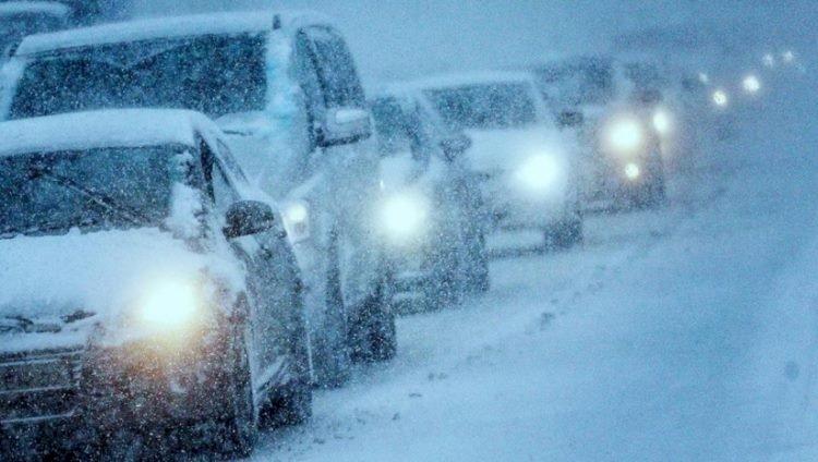 Штормовое предупреждение объявлено в Алматинской области