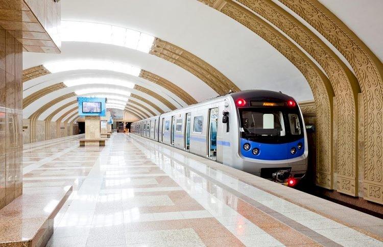 Метро Алматы меняет график движения поездов