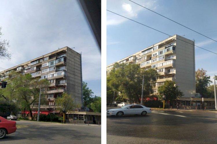 Фасады жилых домов в Алмалинском районе Алматы обретут новый облик