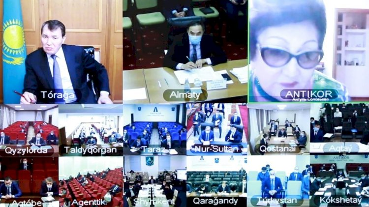 Ержан Бабакумаров рассказал о деятельности проектного офиса «Almaty – Adaldyq Alany»