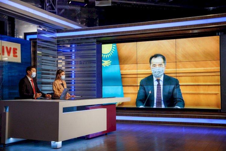 Бакытжан Сагинтаев: «Мы должны жестко  соблюдать все требования»