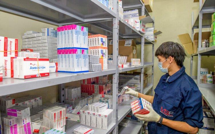Аптеки Жетысу всесторонне готовятся  ко второй волне пандемии