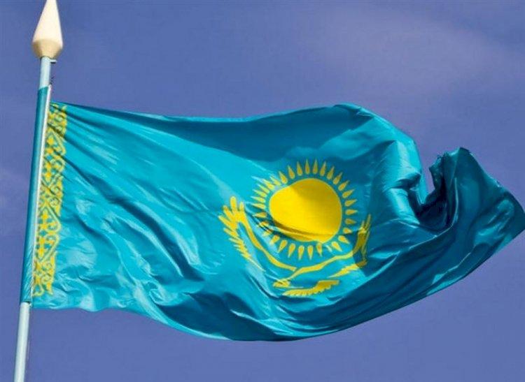 Над главным зданием Сан-Франциско подняли флаг Казахстана