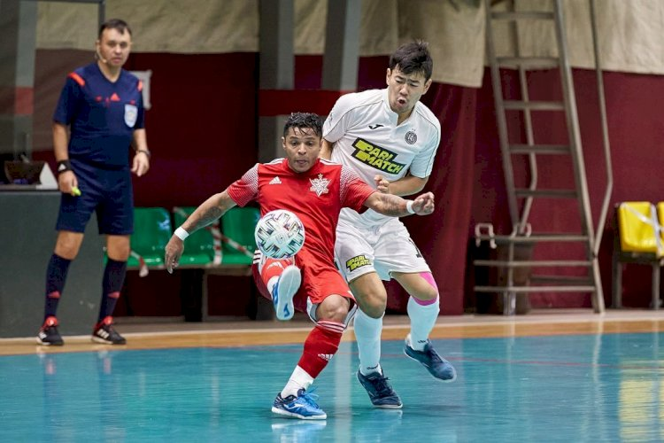 Финал Лиги чемпионов алматинский «Кайрат» проведет в гостях