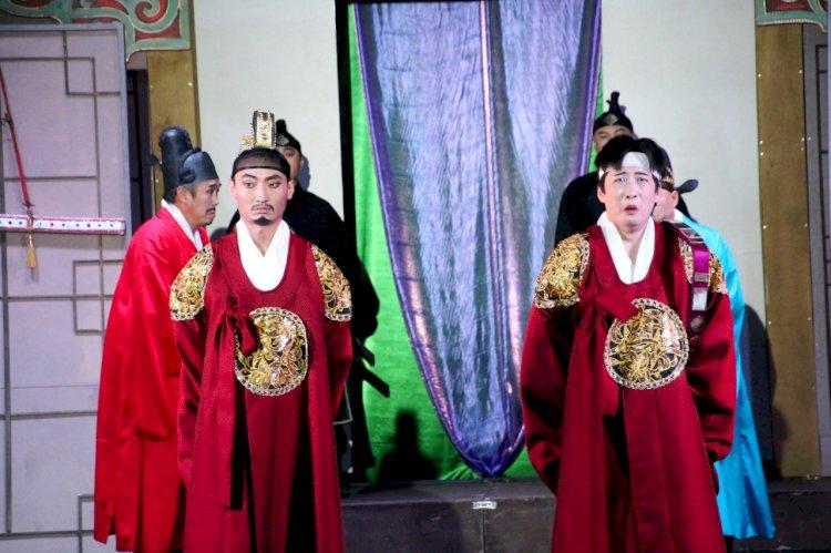 «Проделки Ким Сон Даля» показали алматинцам