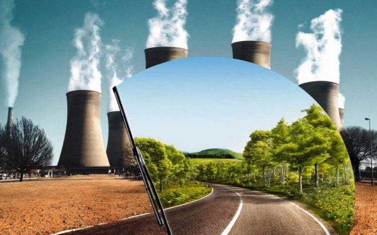 Алматинцы меньше всех вредят экологии