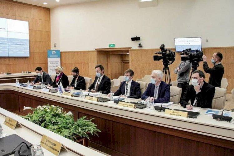 Выборы-2021: Казахстан посетила миссия БДИПЧ ОБСЕ