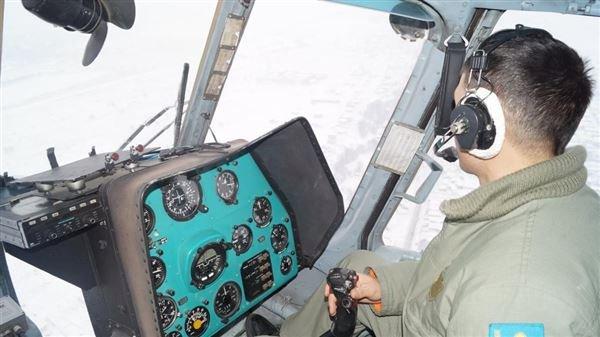 Командирские полеты зимой и наяву
