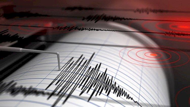 Землетрясение произошло близ Алматы