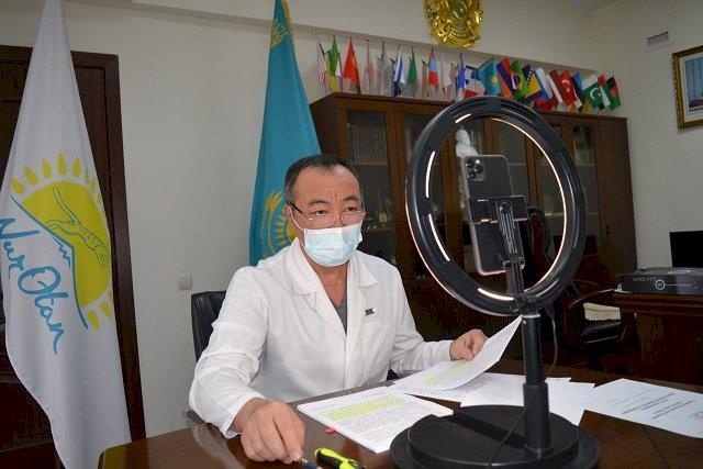 Кардиохирург-нуротановец Алмат Кодасбаев: «Я 11 лет в партии!»