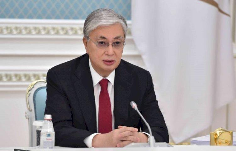 Касым-Жомарт Токаев подписал постановление о внесении изменения в Указ Президента РК