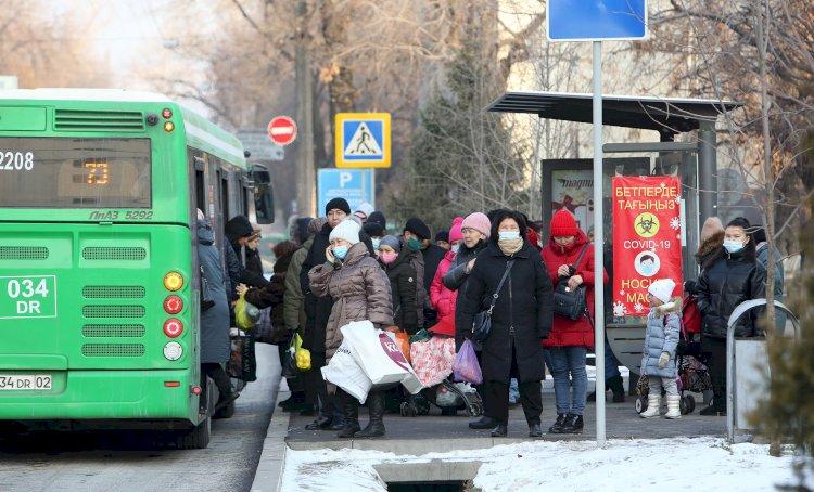 Из-за ремонтных работ на проспекте Абая перенесут остановки общественного транспорта