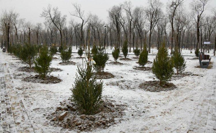 Усипхан Сейтимбет: Открытие парка «Желтоксан» будет способствовать воспитанию молодежи