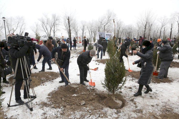 Городские власти отреагировали незамедлительно – Нурлыбек Куанбаев об открытии парка «Желтоксан»