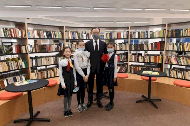 Бакытжан Сагинтаев: В Алматы создается новая ниша в структуре экономики – креативные индустрии