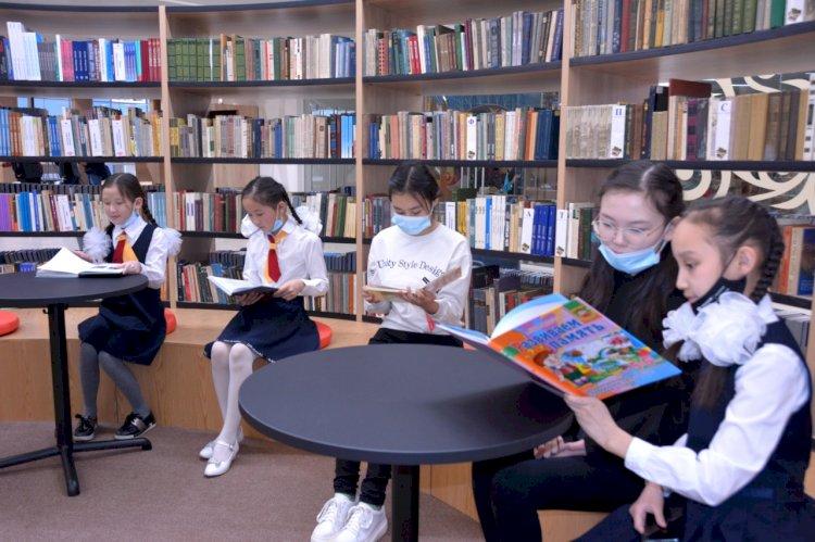 Библиотеки Алматы переходят на новый формат работы