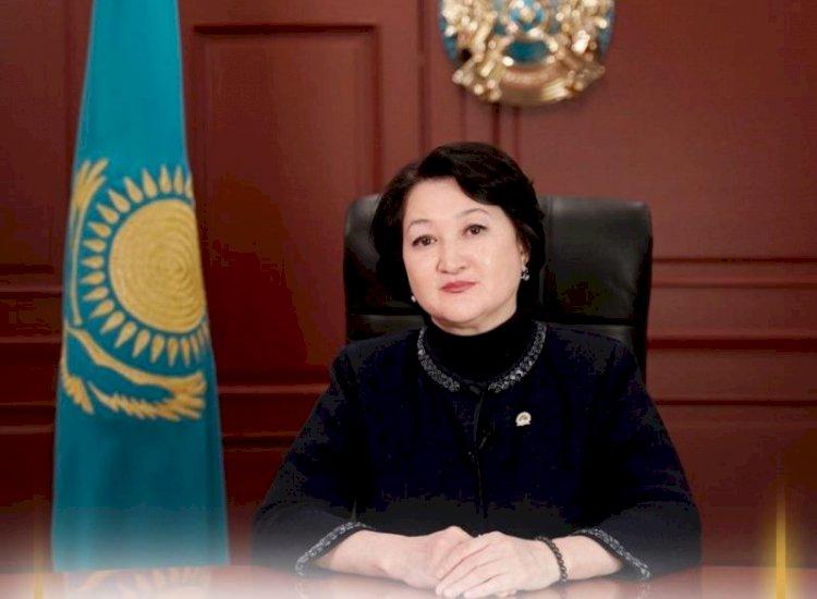Актоты Раимкулова: Казахстан ставит перед собой масштабные задачи