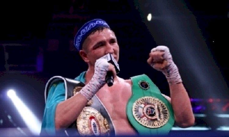 Непобежденный казахстанский боксер лишился титула чемпиона