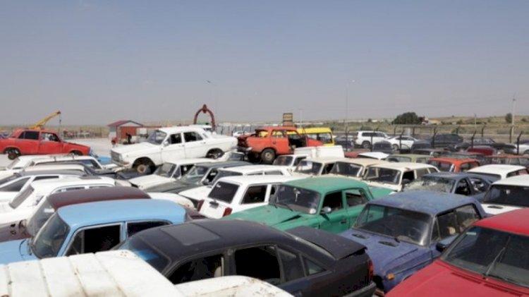 Прием старых авто на утилизацию приостановят в Казахстане