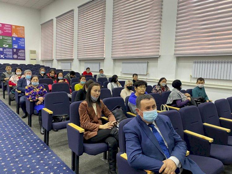 Федерация профсоюзов Казахстана провела очередное обучение наблюдателей на выборах