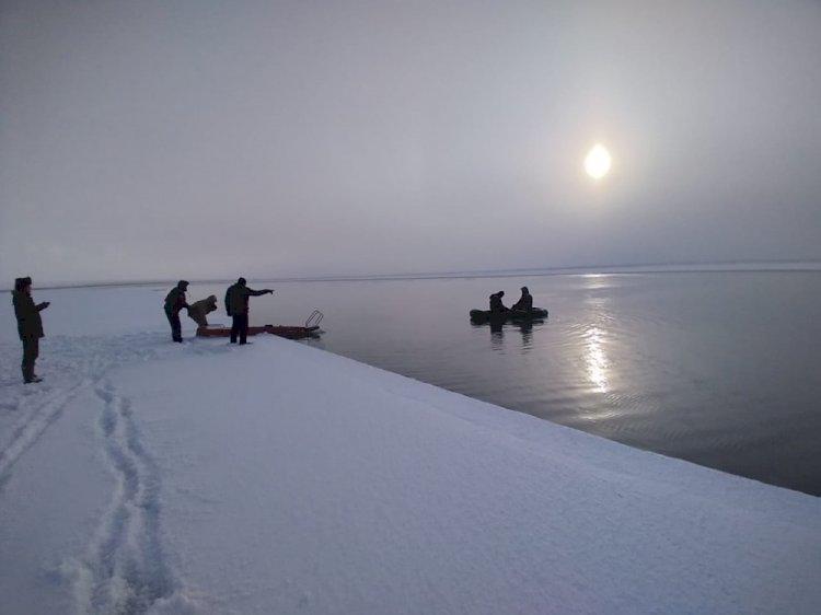 Шестеро рыбаков спасены в Алматинской области