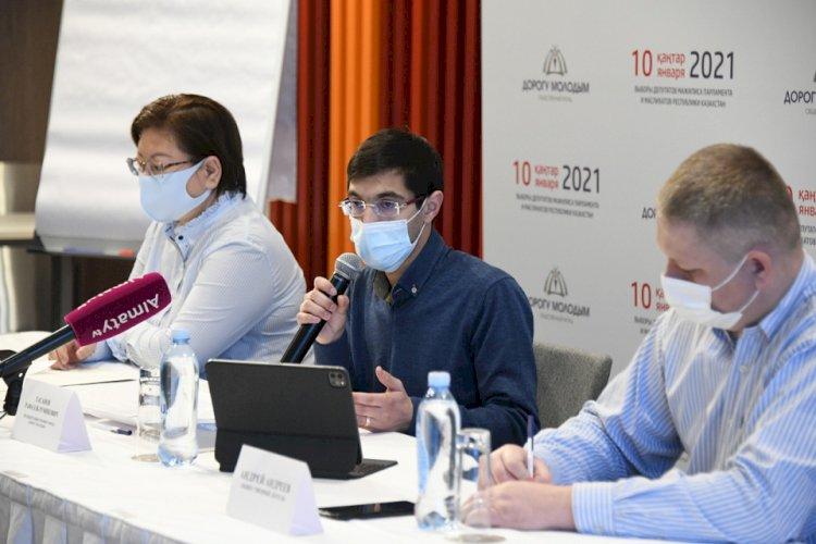 Рафаэль Гасанов: Мы хотим жить в справедливом обществе!