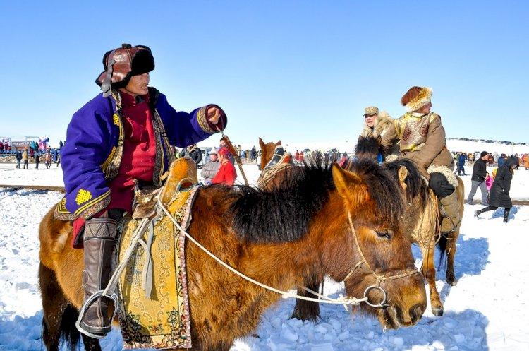 Наступил самый холодный период по монгольскому календарю