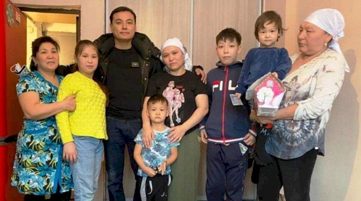 Алматинские бизнесмены помогают жителям города
