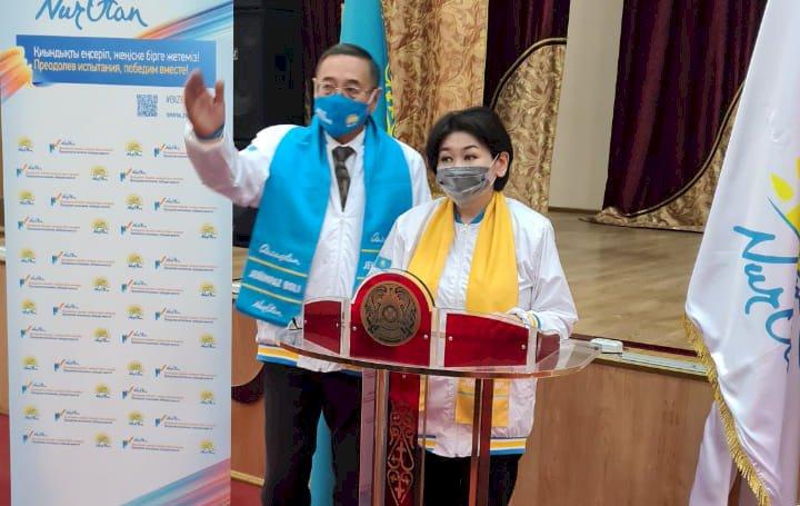 Качественное и доступное жилье, дошкольное образование и комуслуги: партия Nur Otan продолжает встречи с населением Алматы
