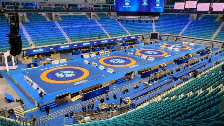 Алматы примет два турнира по видам борьбы в 2021 году