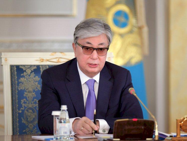 Президент РК выразил соболезнования родителям погибших в Жанатасе детей