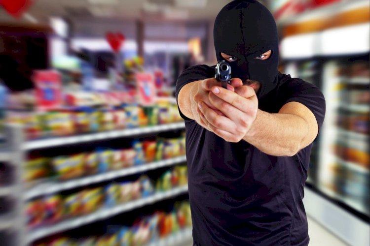Вооруженное нападение на магазин совершено в Алматы